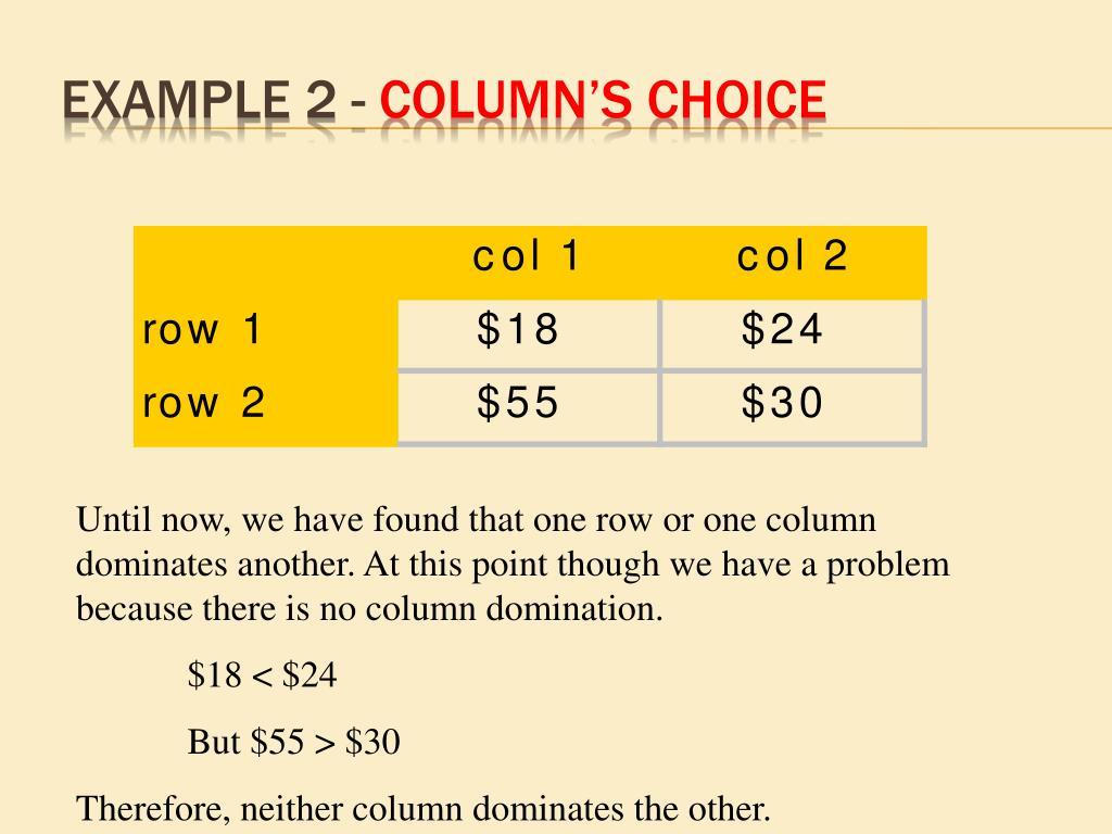 Example 2 -