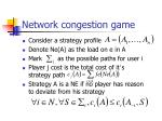 network congestion game6