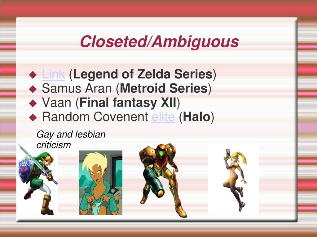 Closeted/Ambiguous