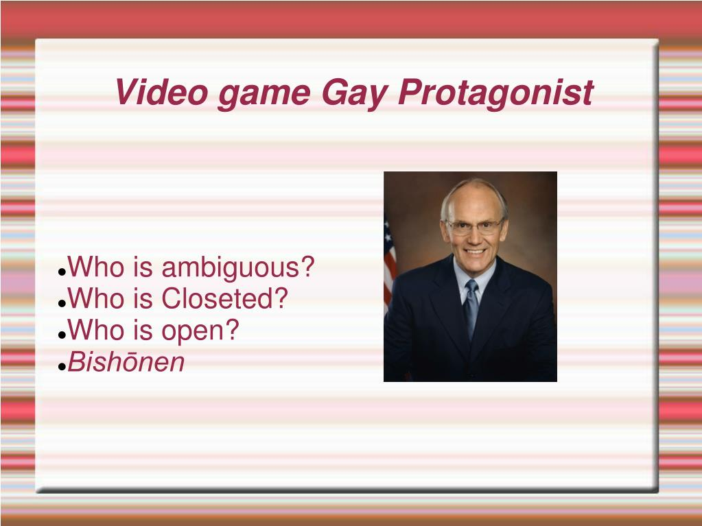 Who is ambiguous?