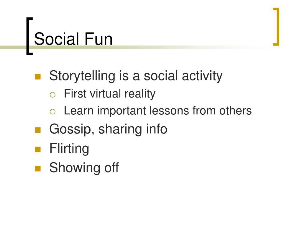 Social Fun