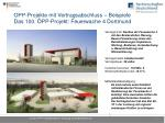 pp projekte mit vertragsabschluss beispiele das 100 pp projekt feuerwache 4 dortmund