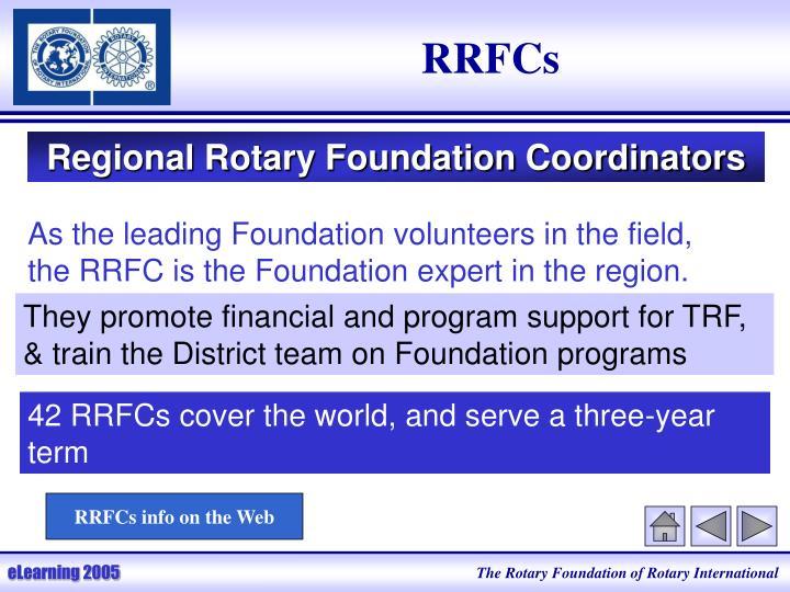RRFCs