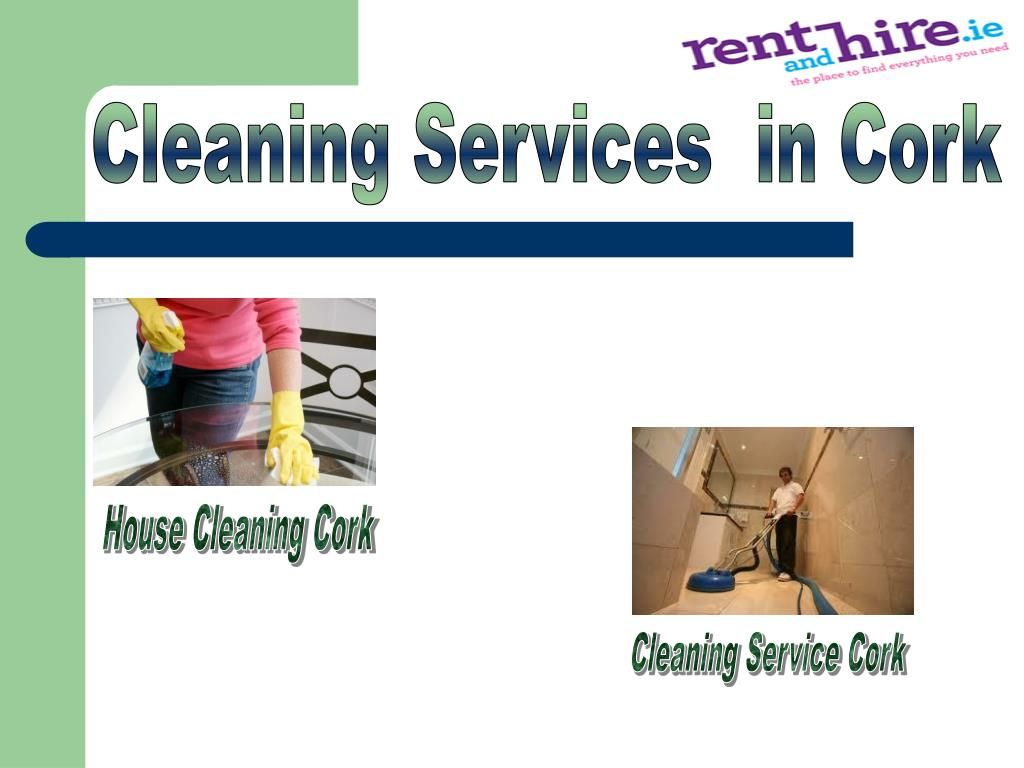 Cleaning Services  in Cork