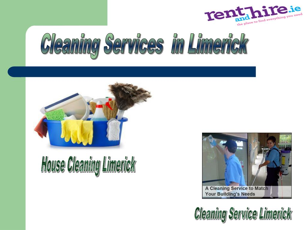 Cleaning Services  in Limerick