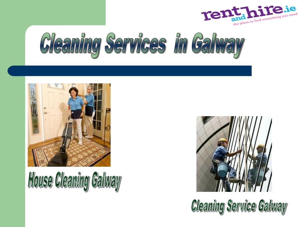 Cleaning Services  in Galway