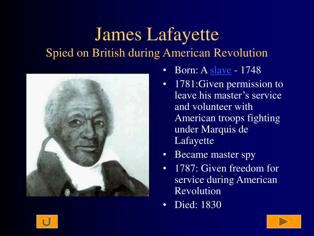 PPT - Famous People of Virginia History PowerPoint ... Lafayette For Freedom