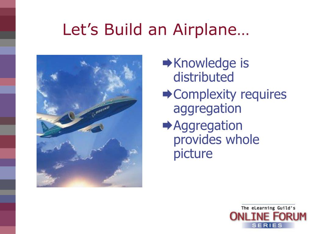 Let's Build an Airplane…