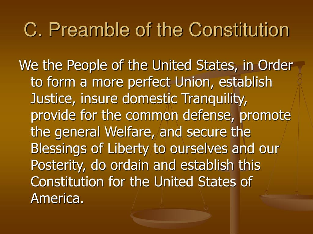 a perfect constitution A more perfect constitution presents creative and dynamic proposals from one of the most visionary and fertile political minds of our time to.