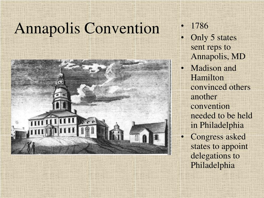 Annapolis Convention