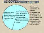 us govt 1789