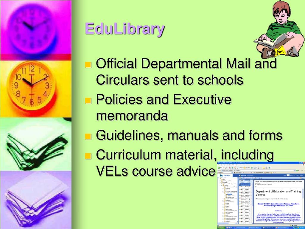 EduLibrary