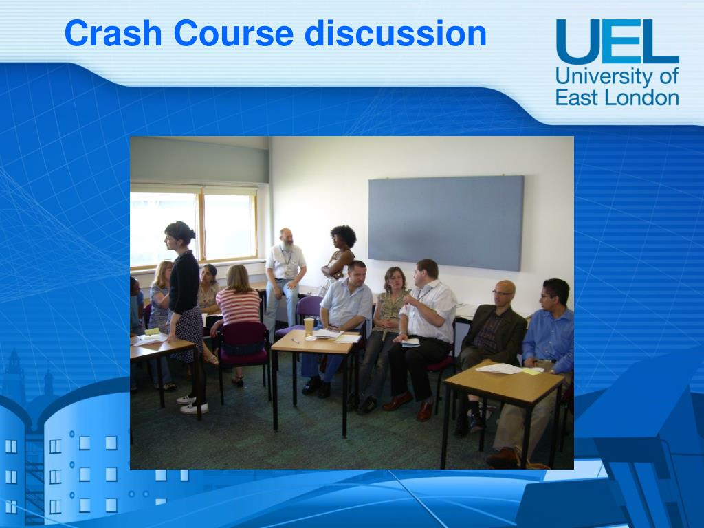 Crash Course discussion