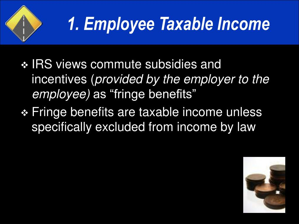 1. Employee Taxable Income