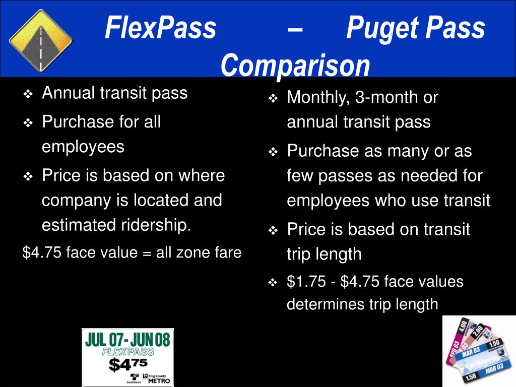 Annual transit pass