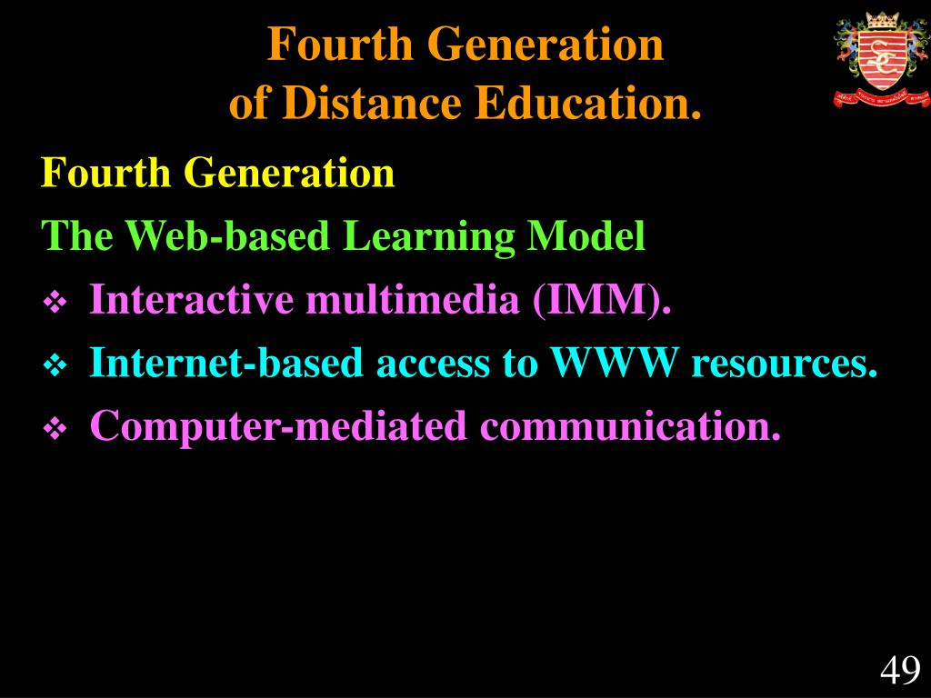 Fourth Generation
