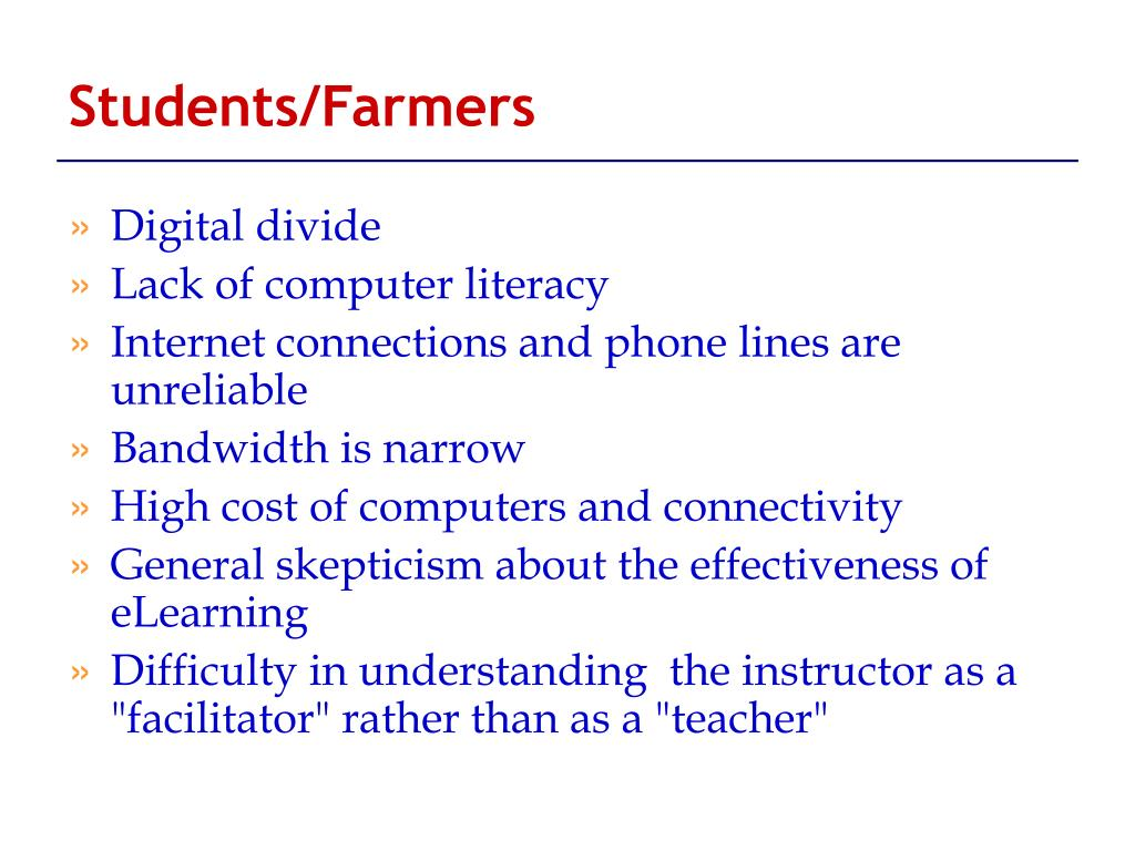 Students/Farmers