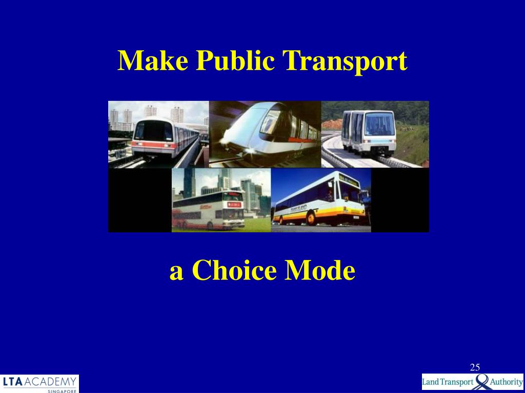Make Public Transport