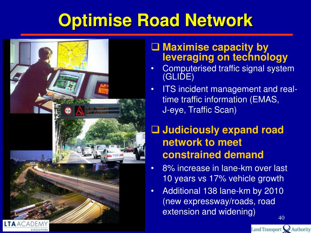 Optimise Road Network