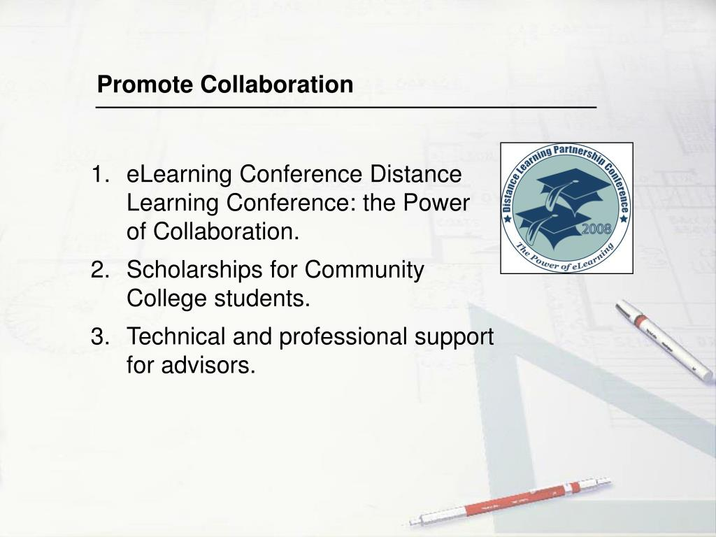 Promote Collaboration