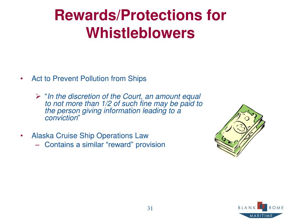 Rewards/Protections for