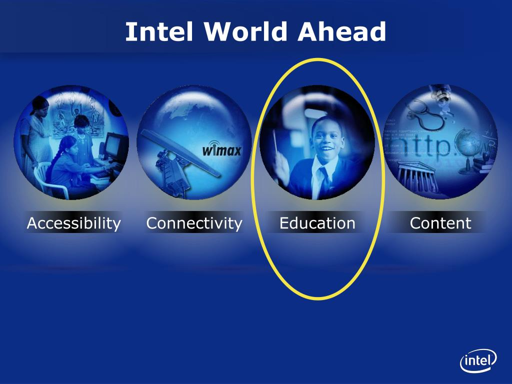 Intel World Ahead