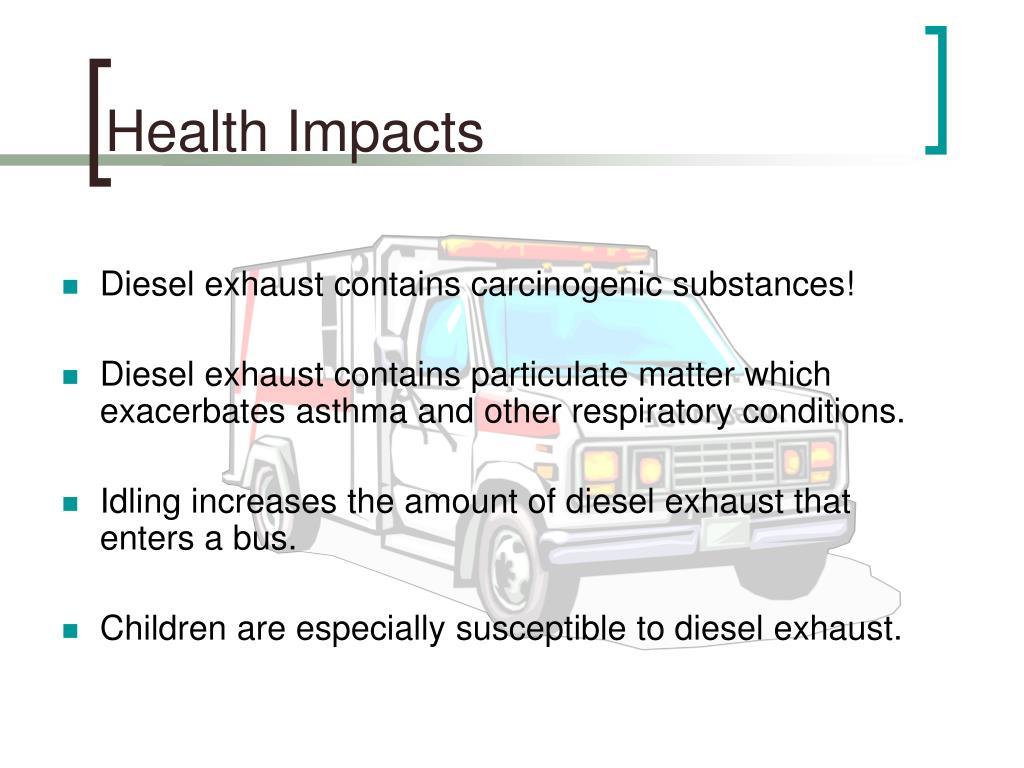 Health Impacts