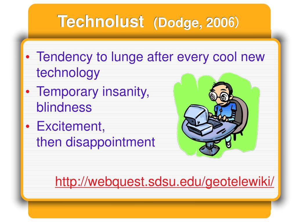 Technolust