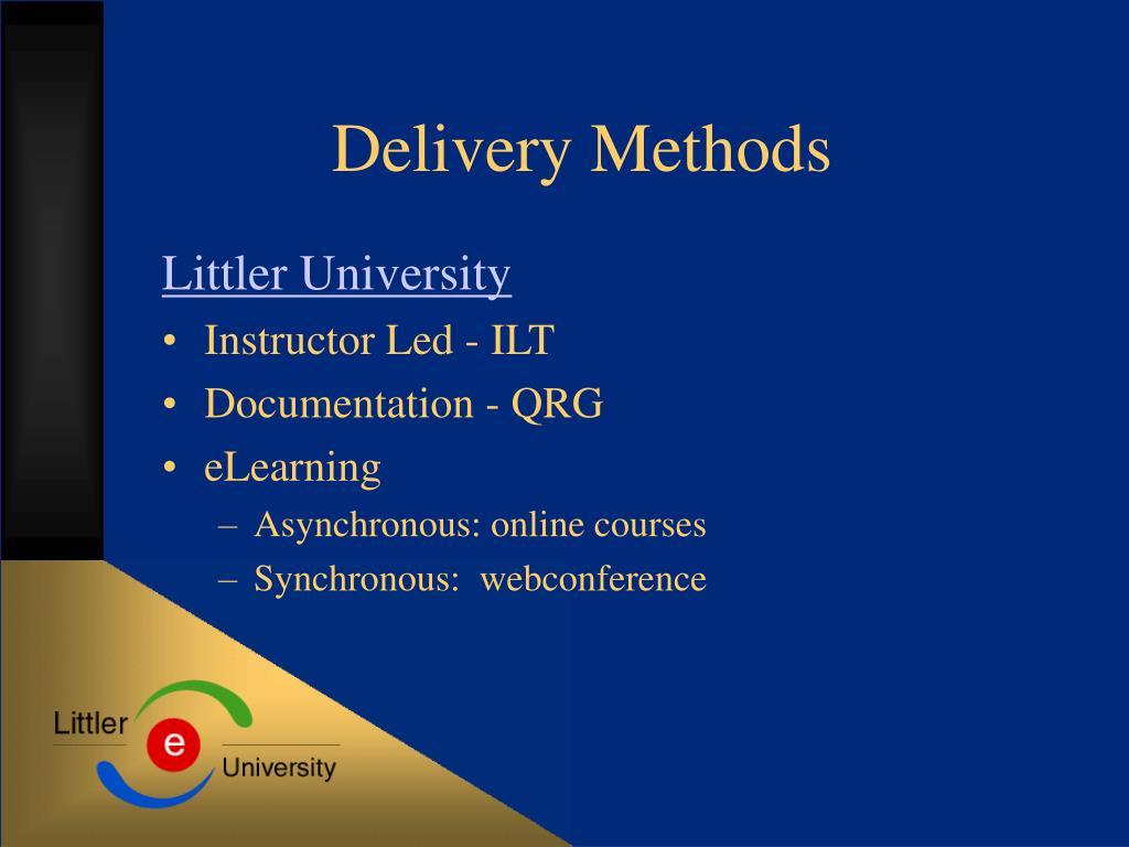 Littler University