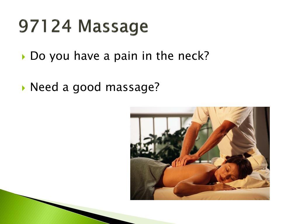 97124 Massage