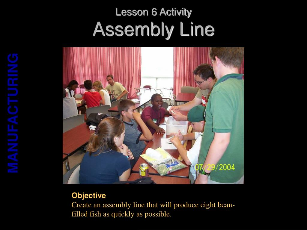 Lesson 6 Activity