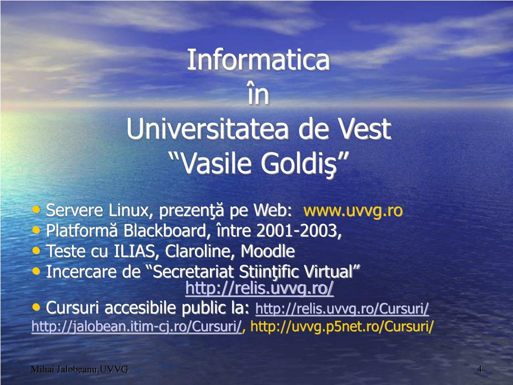 Servere Linux, prezenţă pe Web: