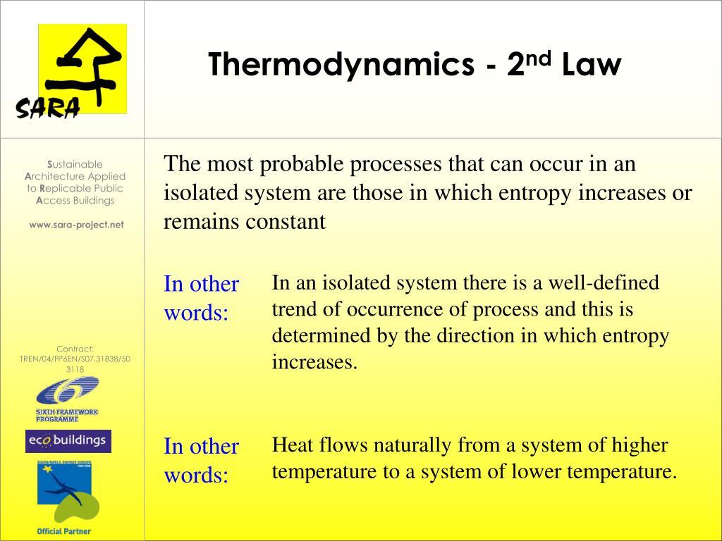 Thermodynamics - 2
