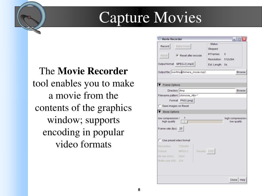 Capture Movies