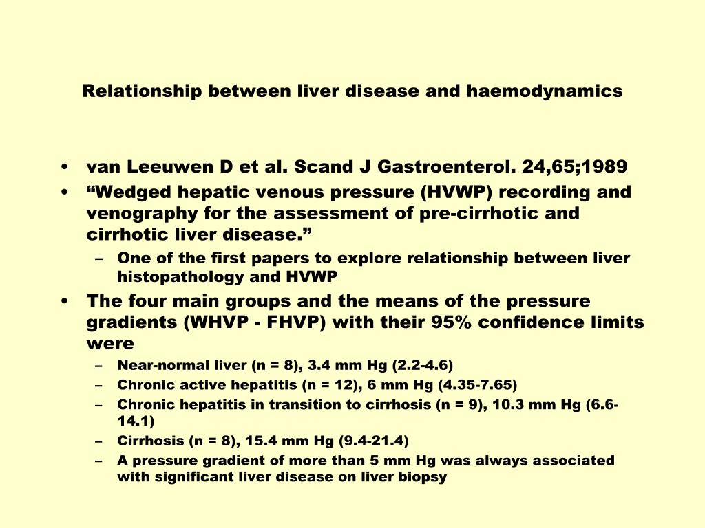 relationship between fatty liver and cirrhosis