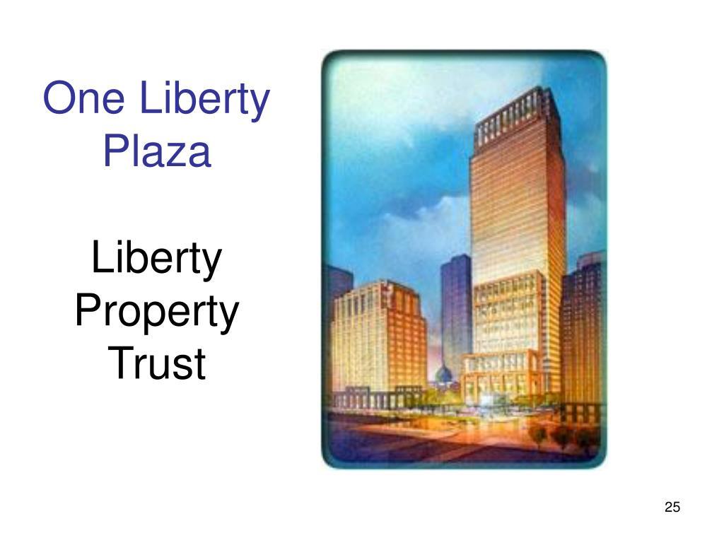 One Liberty