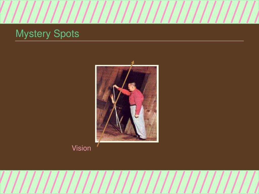 Mystery Spots
