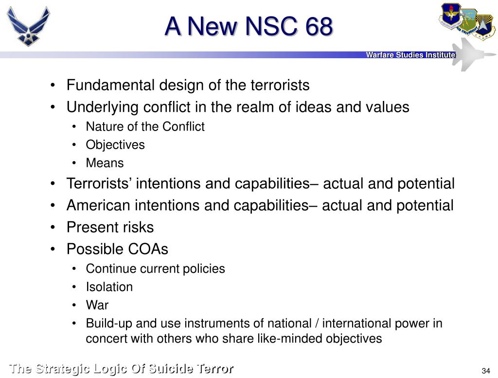 A New NSC 68