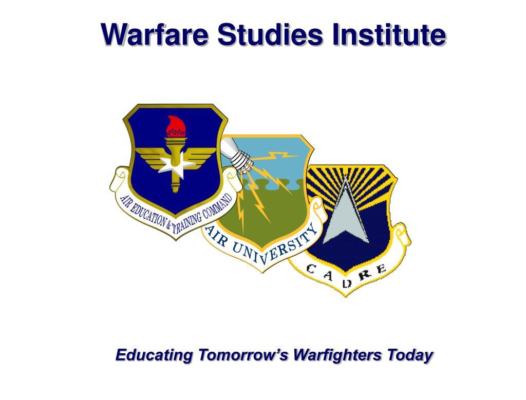 Warfare Studies Institute