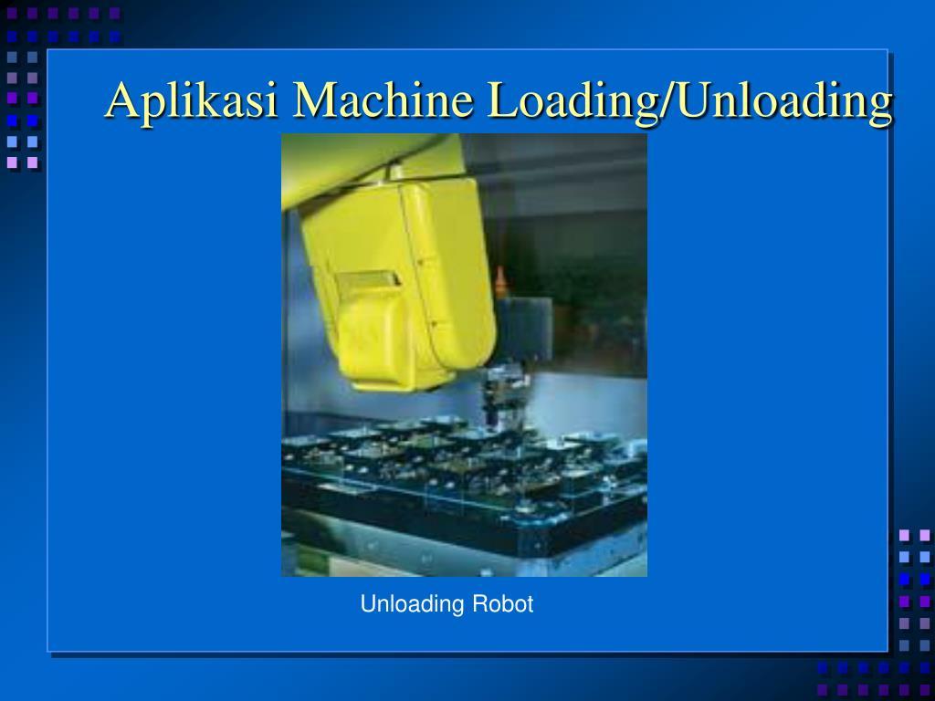 Unloading Robot