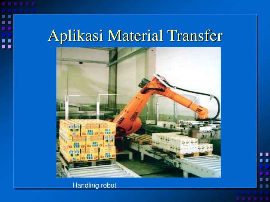 Handling robot