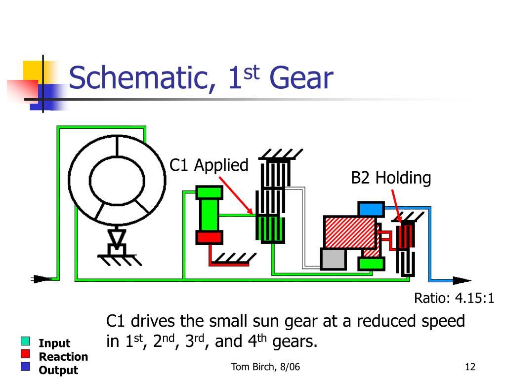 Schematic, 1