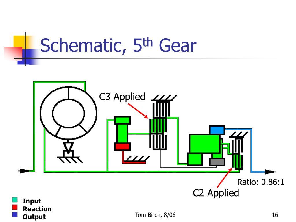 Schematic, 5