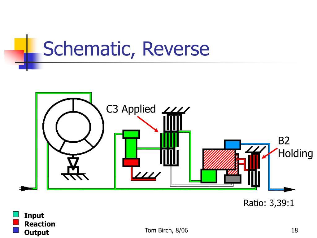 Schematic, Reverse