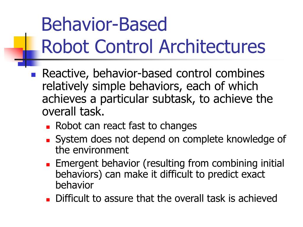Behavior-Based