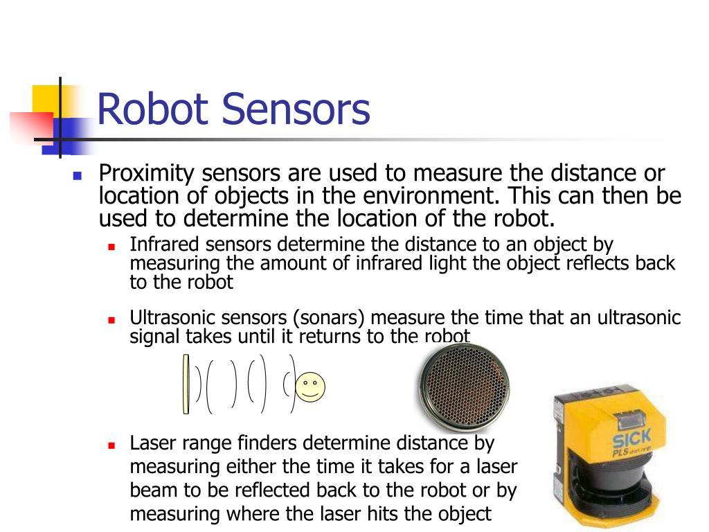 Robot Sensors