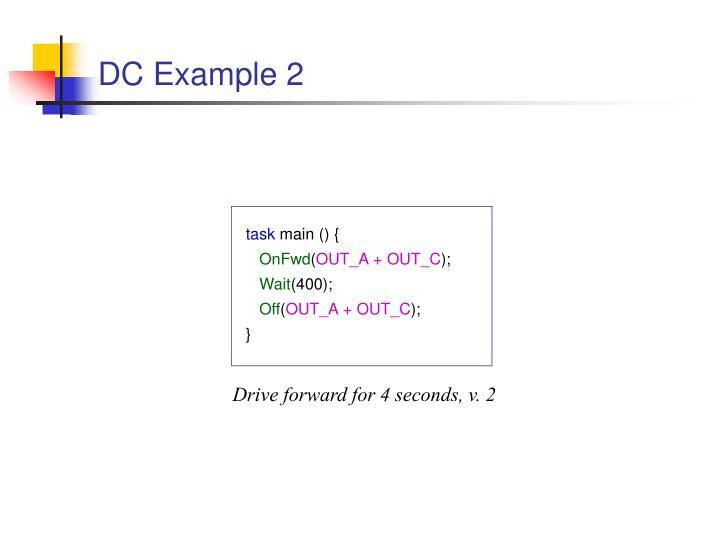 DC Example 2