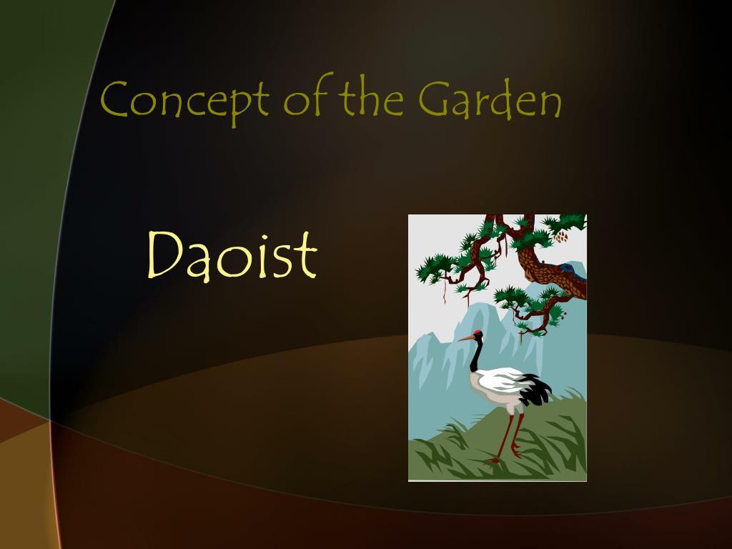 Concept of the Garden
