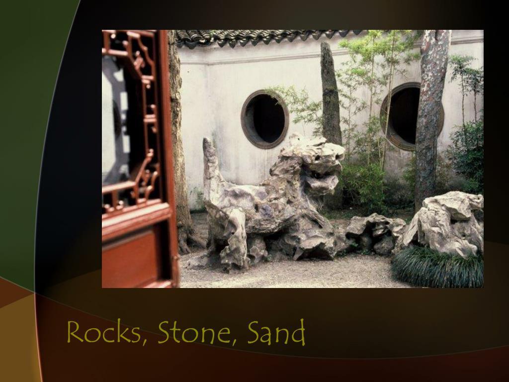 Rocks, Stone, Sand