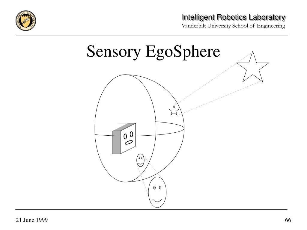 Sensory EgoSphere
